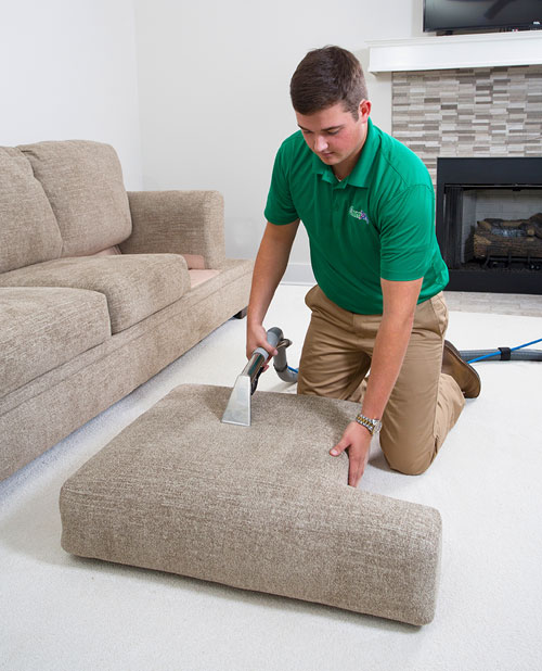 J & G Chem-Dry professional cleaning upholstery